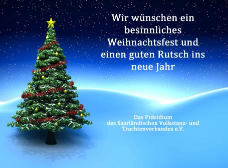 Weihnachtsgruss 2014