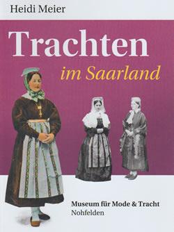 Buch Trachten im Saarland